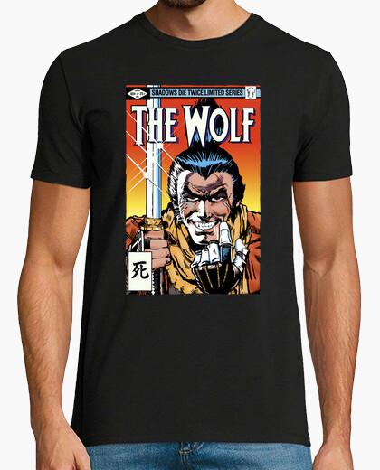 Tee-shirt le loup v2