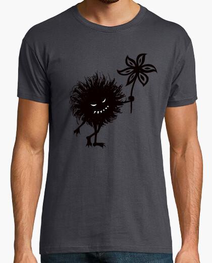 Tee-shirt le mal bug donne fleur