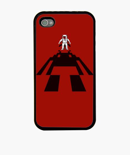 Coque iPhone le martien