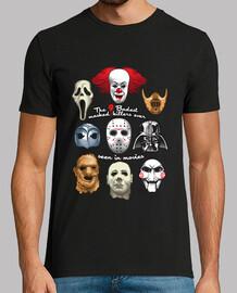 Le maschere degli assassini più belle