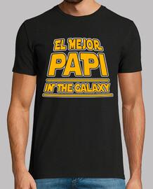 le meilleur papa de la galaxy