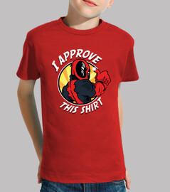 le merc approuve cette shirt !