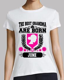 le migliori nonne sono nate a giugno
