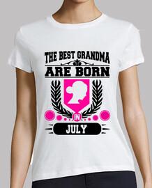 le migliori nonne sono nate a luglio