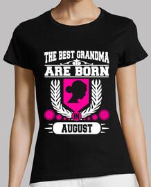 le migliori nonne sono nate ad agosto