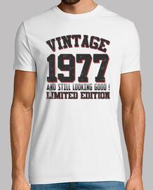 le millésime 1977 et stiil semblent bien