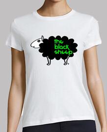 le mouton noir (vert)