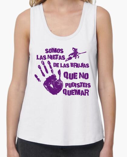 T-shirt le nipoti di le streghe