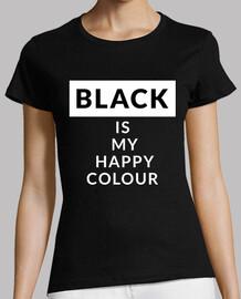 le noir est ma couleur heureuse