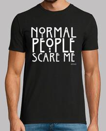 le normali people mi spaventano #ahs