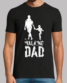 le papa de marche
