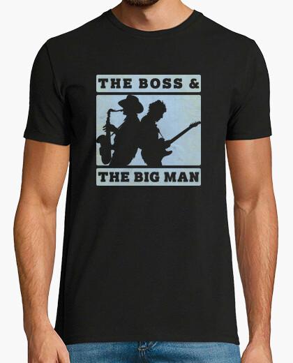 Tee-shirt le patron et le grand man