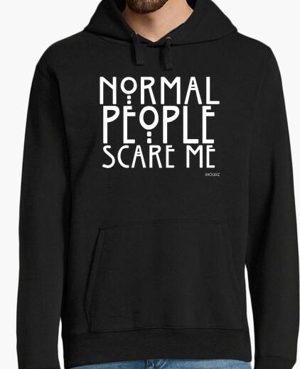 Felpa Le persone normali mi spaventano #ahs