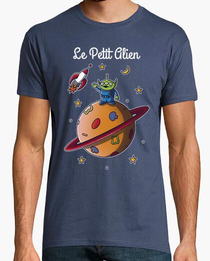 Tee-shirt le petit alien