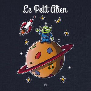 T-shirt Le Petit Alien