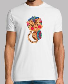 le petit tigre du Bengale