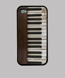 le piano  vintage