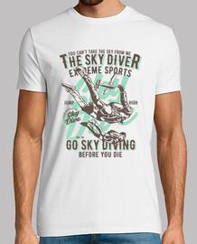 le plongeur du ciel
