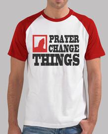 le preghiere cambiano le cose