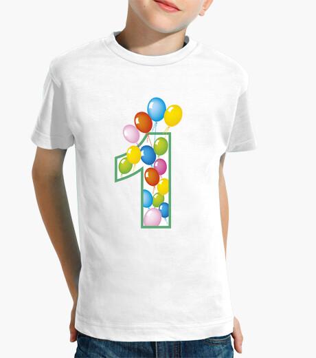 Vêtements enfant le premier anniversaire de bébé p