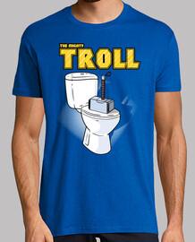 le puissant troll