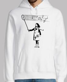 le receveur de la musique
