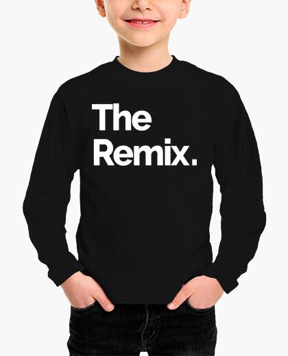 Vêtements enfant le remix