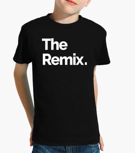 Vêtements enfant le remix.