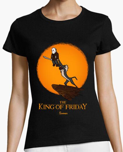 Tee-shirt le roi de fri day