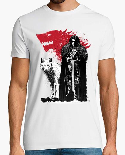 Tee-shirt Le Roi et le Loup blanc