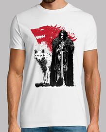 Le Roi et le Loup blanc