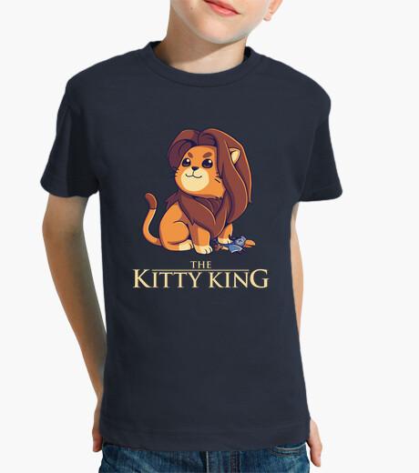 Vêtements enfant le roi kitty - sombre voir