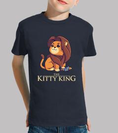 le roi kitty - sombre voir