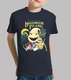 le secret de l'île de halloween