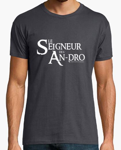 Tee-shirt Le seigneur de l'an-dro