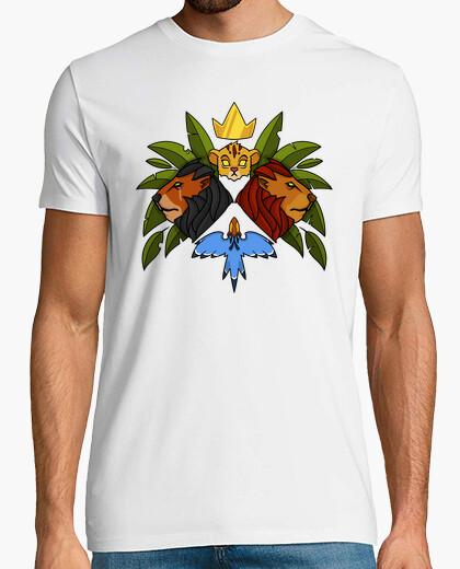 Tee-shirt le seul vrai roi