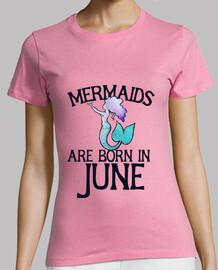le sirene sono nate a giugno