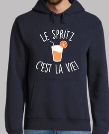 Le spritz c'est la vie