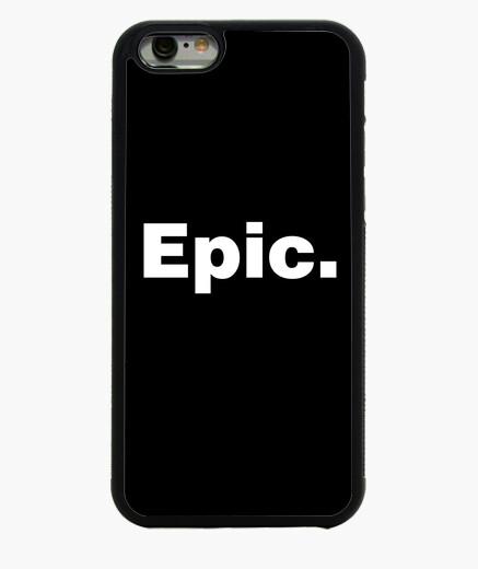 Coque Iphone 6 / 6S le t-shirt épique