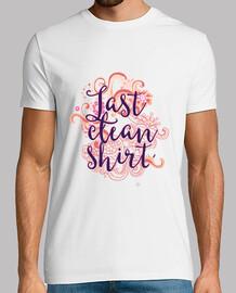 le t-shirt pulita