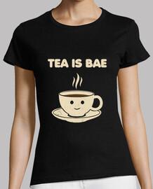 le thé est bae