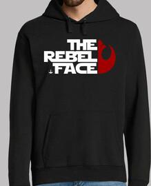 le visage rebelle