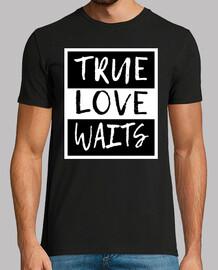 le vrai amour attend