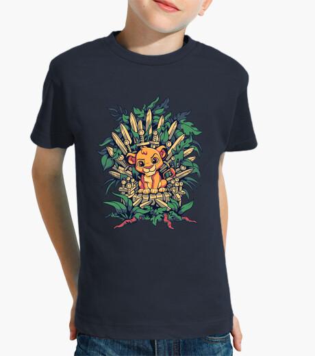 Vêtements enfant le vrai roi