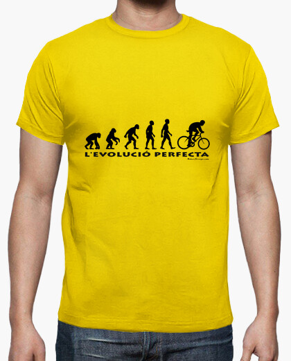 Tee-shirt L'évolution parfaite
