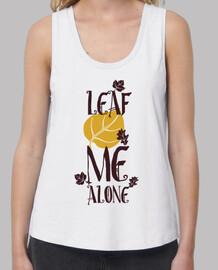 leaf a one