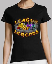 league di legends (ragazza)