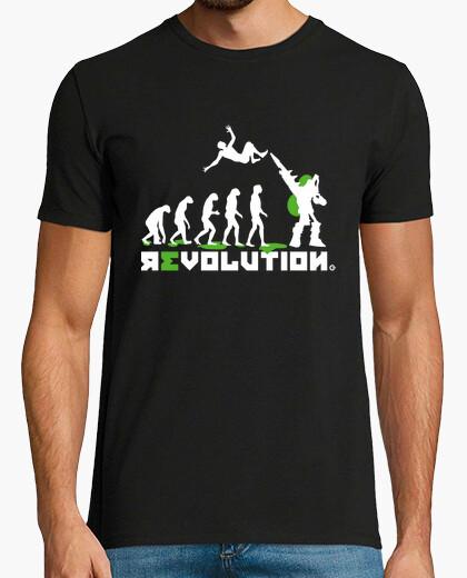 T-shirt League of Legends: bianco cantato