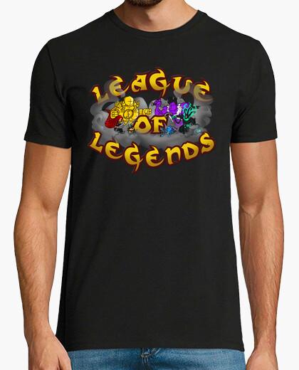 Tee-shirt league of legends (garçons)