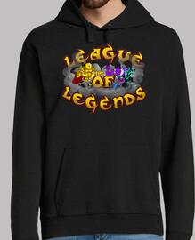 league of legends (garçons sweat)